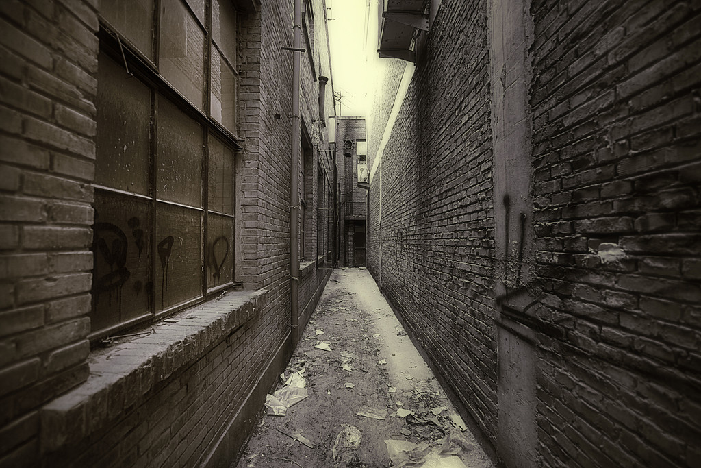 Dead End Alley