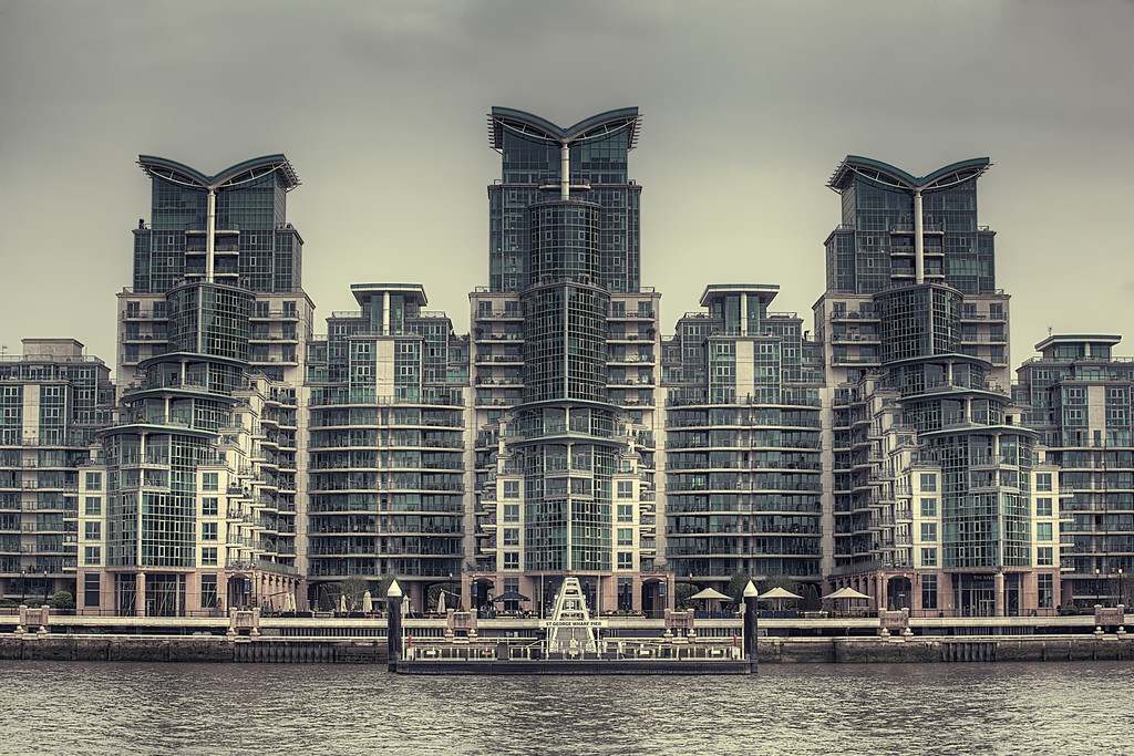 Bird buildings