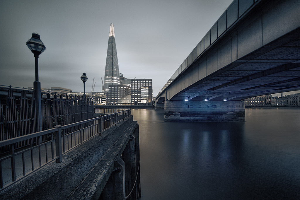 Bridge to the Shard