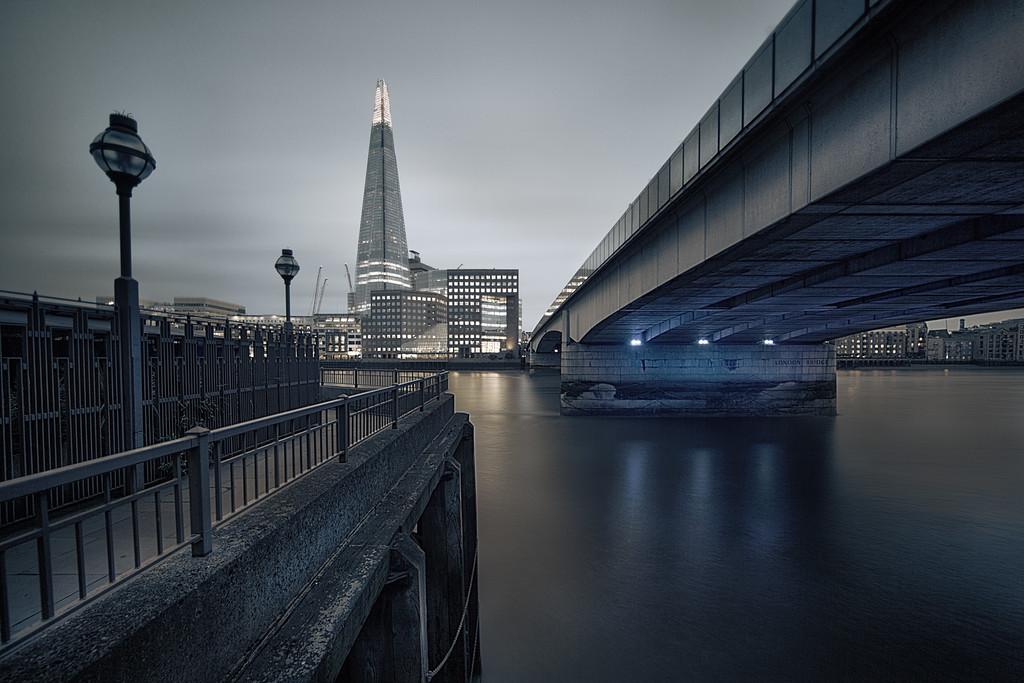 Bridge to the Shard