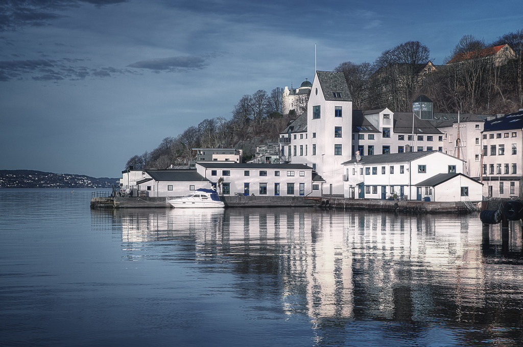 Bergen blue