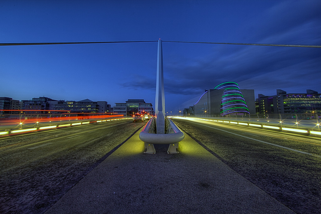 Sam Beckett Bridge