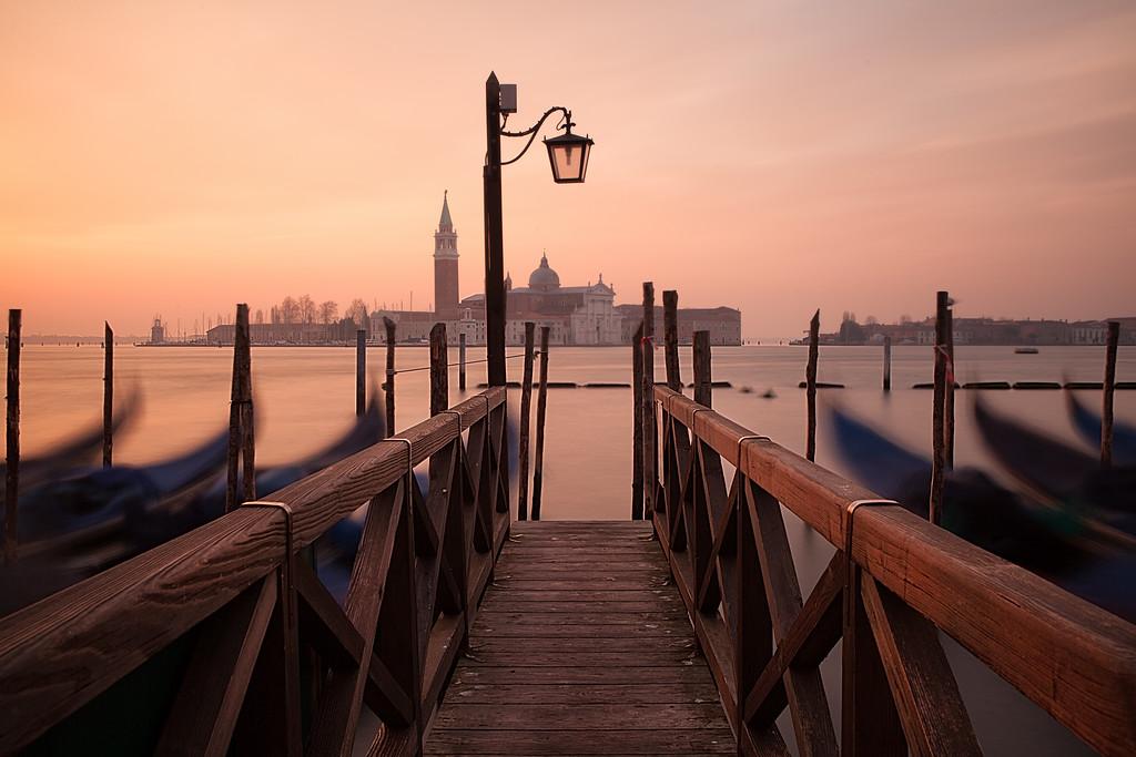 Jetty to San Giorgio Maggiore