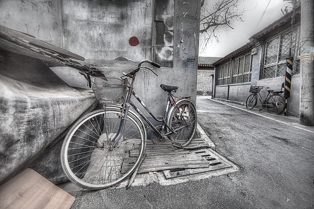 Bicycles in Beijing