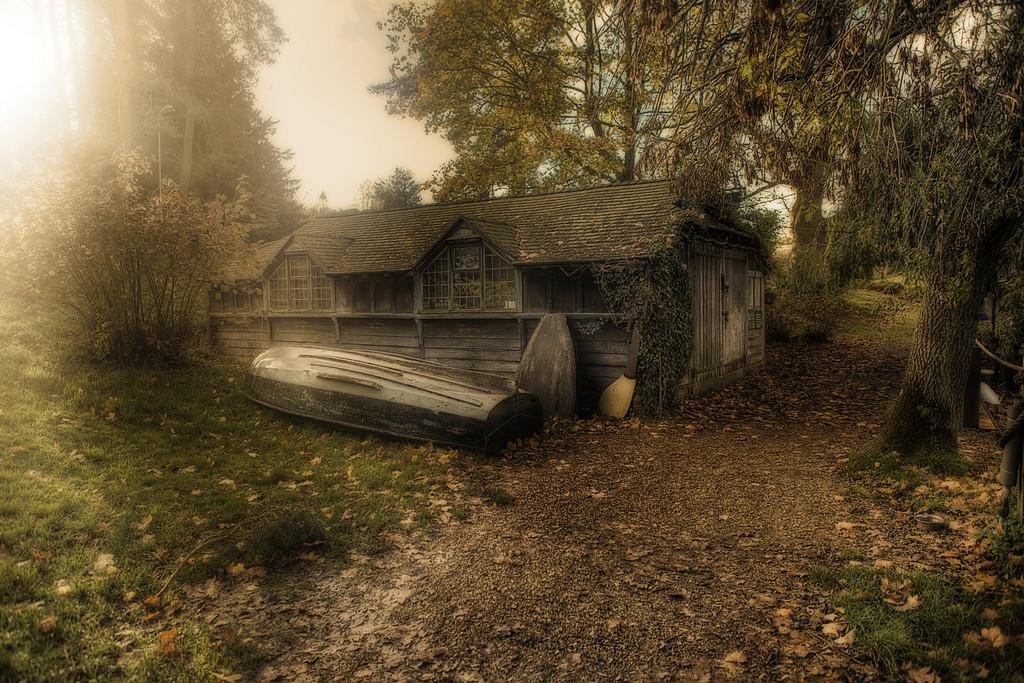 Sun shack