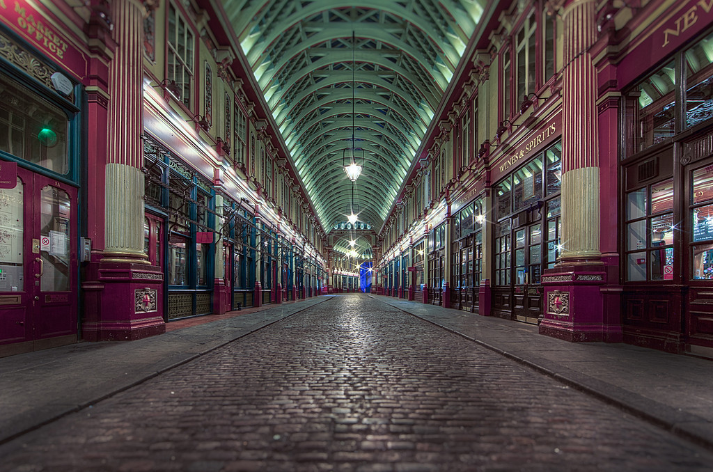 Return to Leadenhall