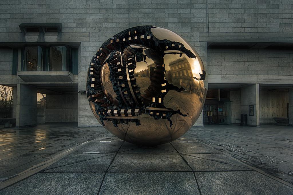 Sphere Within Sphere