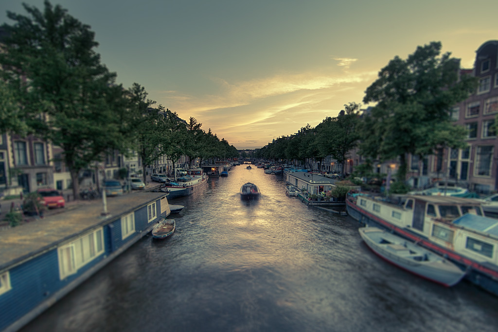 Canal ride